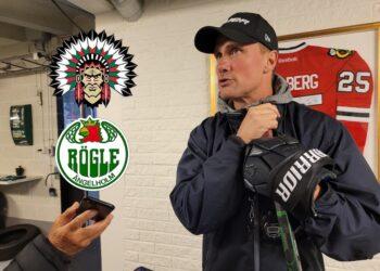 Roger Rönnberg ser fram emot att ställas mot Rögle igen, laget som enkelt manövrerade ut Frölunda i kvartsfinalen förra säsongen.