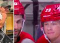 Både Jacob Peterson och Lucas Raymond ser ut att vara NHL-spelare när säsongen startar: Foto FÄRJESTAD (Peterson) samt VIAPLAY (Raymond)