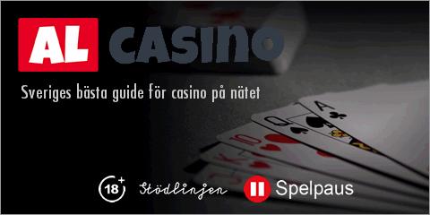 Alcasino | Sveriges bästa guide för casino på nätet