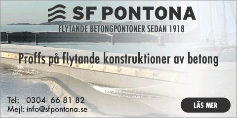 SF Pontona - Proffs på flytande konstruktioner av stål