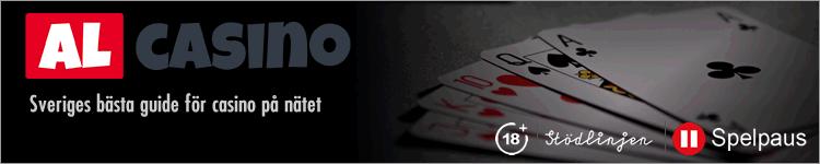 Alcasino   Sveriges bästa guide för casino på nätet