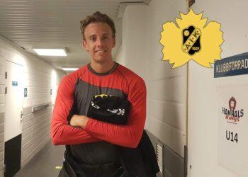 Filip Roos ser fram emot att ta chansen i Skellefteå med SHL.