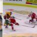 Matchvinnarklubban? Nå, kanske inte Luleå gjorde 1-1 senare ändå, men Christian Folin visade hur viktig han är när han räddade Frölunda från ett baklängesmål här.
