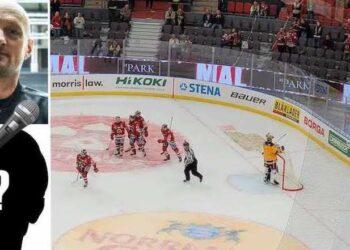 I kväll kan ni lyssna på hockeysnack med mig och en hemlig gäst. Fokus på Frölunda, förstås.